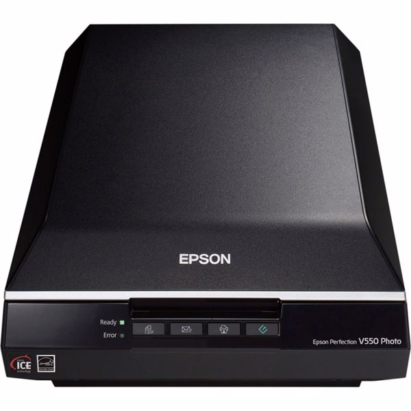 Triplenet Pricing Epson Perfection V550 Flatbed Scanner 6400 Dpi Optical B11b210201