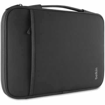 Belkin Carrying Case (Sleeve) for 11 MacBook Air, Notebook, Tablet - Black