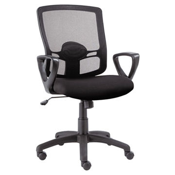 Alera Etros Series Mesh Mid-Back SwivelTilt Chair