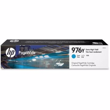 HP 976Y Original Ink Cartridge - Cyan