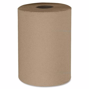 Stefco Hardwound Natural Paper Towel