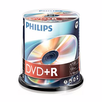 Philips 4.7GB120min 16x