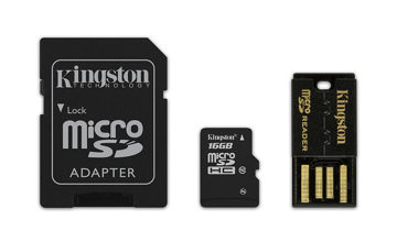 Kingston Technology 16GB Multi Kit memory card