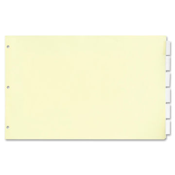 Stride 5-Tab Legal Size Index Dividers