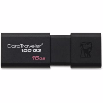 Kingston 16GB USB 3.0 DataTraveler 100 G3