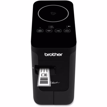 Brother P-Touch PT-P750W - Labelmaker - Thermal Transfer - Monochrome