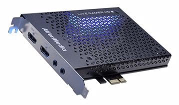 AVerMedia Live Gamer HD 2 video capturing device