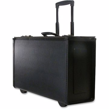 Stebco Deluxe Carrying Case for Document - Black