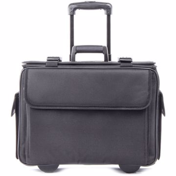 Stebco Carrying Case (Roller) for 17 Notebook - Black