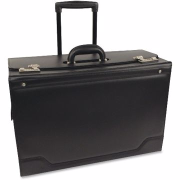 Stebco Carrying Case (Roller) for 18.4 Notebook - Black