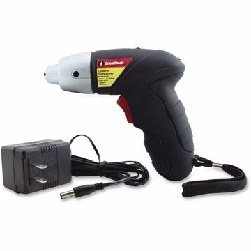 Great Neck 4.8V Cordless Screwdriver