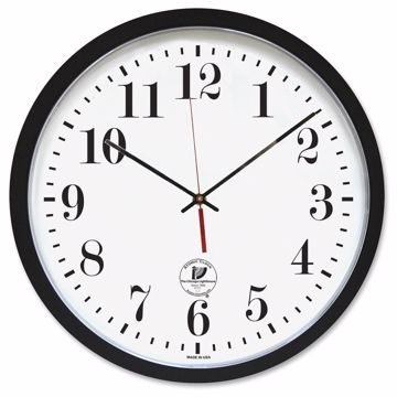 Chicago Lighthouse 16.5 Atomic Wall Clock