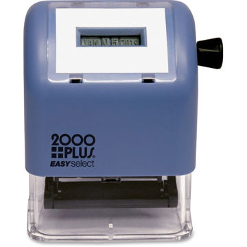 Consolidated Stamp 0110912 2000 Plus Easy Select Dater