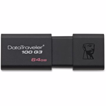 Kingston 64GB USB 3.0 DataTraveler 100 G3