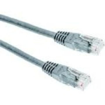 4XEM 100ft Cat5e UTP 30.48m Cat5e UUTP (UTP) Grey networking cable