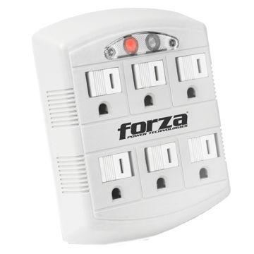 Forza Power Technologies NT-511 500VA 6AC outlet s Mini tower Black uninterr...