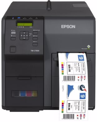 Picture for category label printers