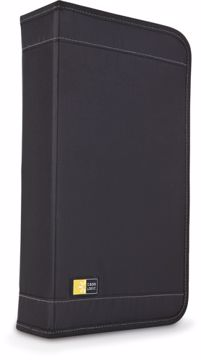 Case Logic 3200042 Wallet case 72discs Black optical disc case