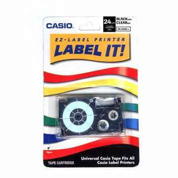 Casio 24MM Label Printer Tape Cartridge