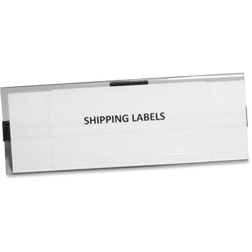 Panter Panco Clear Magnetic Tube 2 Label Holders