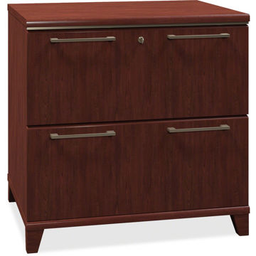 Bush Business Furniture Enterprise 30W 2 Drawer Lateral File