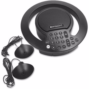 Spracht Aura SoHo Plus Conference Phone - Black