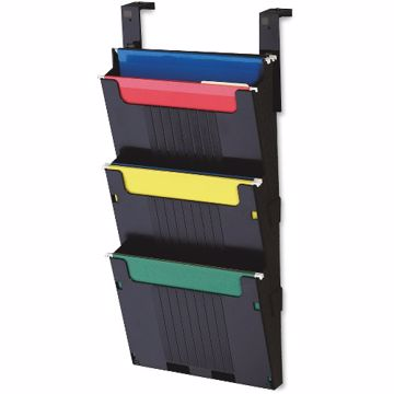 deflecto 3-pocket Letter Hanging File System