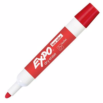 Expo Bold Color Dry-erase Markers