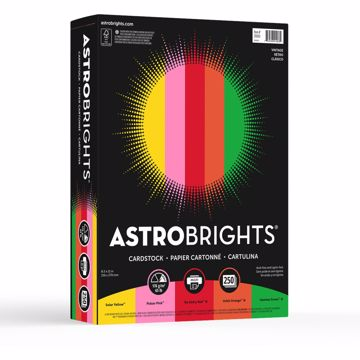 Astrobrights Colored Cardstock - Vintage 5-Color Assortment