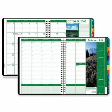 House of Doolittle Earthscapes Weekly and Monthly Planner