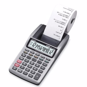 Casio 12-Digit Portable Printer Calculator