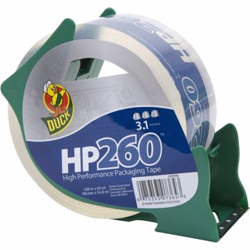 Henkel Duck Brand HP260 Commercial Packaging Tape