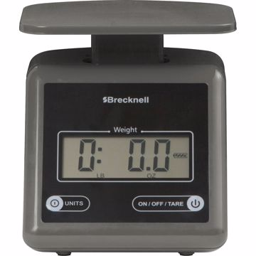 Brecknell Electronic 7lb Postal Scale