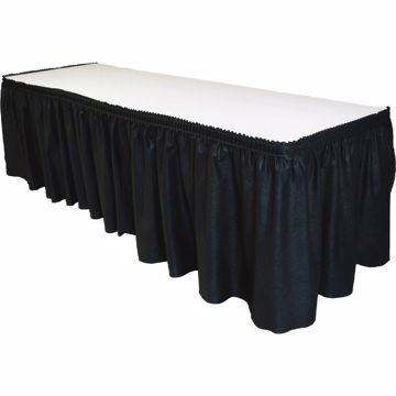 Tablemate Disposable Tableskirt