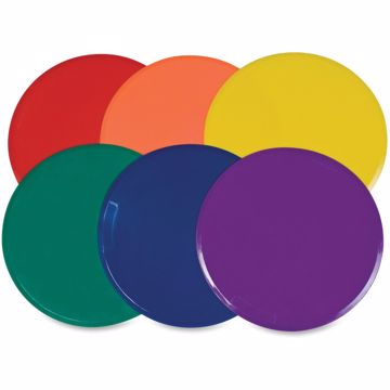 Champion Sports Extra Large Poly Spot Marker Set