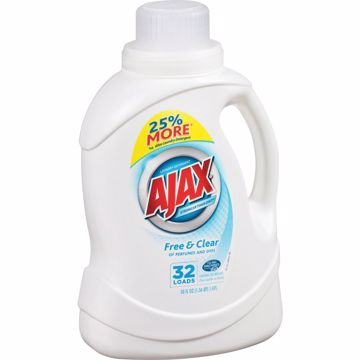 AJAX FreeClear Liquid Laundry Detergent