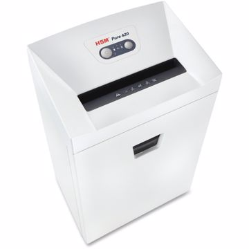 HSM Pure 420c Cross-Cut Shredder