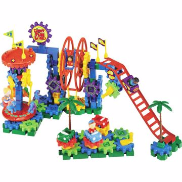 Gears!Gears!Gears! Gears Fun Land Motorized Gears Set