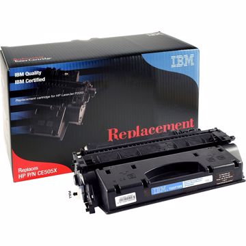 IBM Remanufactured Toner Cartridge - Alternative for HP 05X (CE505X)
