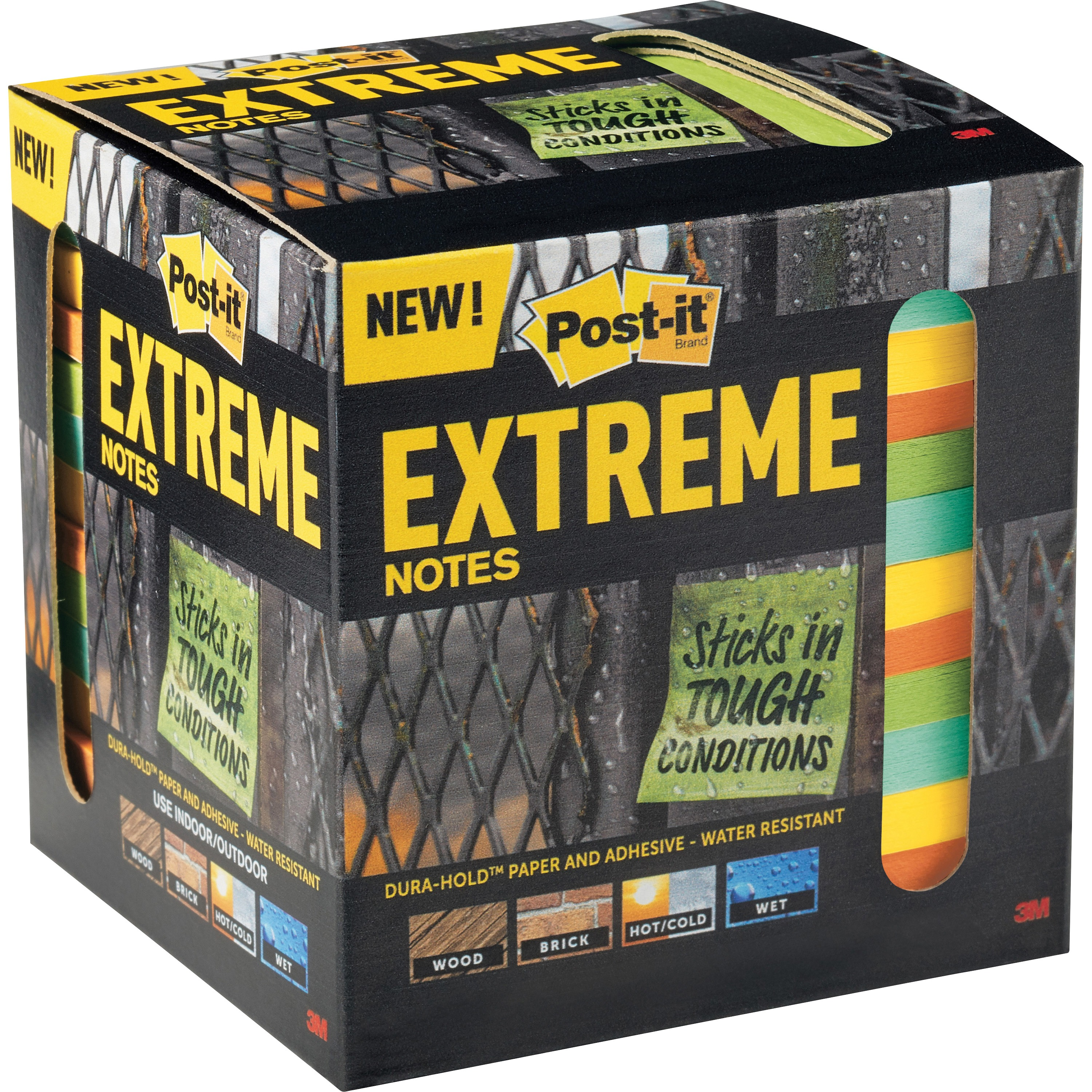 Post-it® Extreme Notes - XTRM3312TRYX