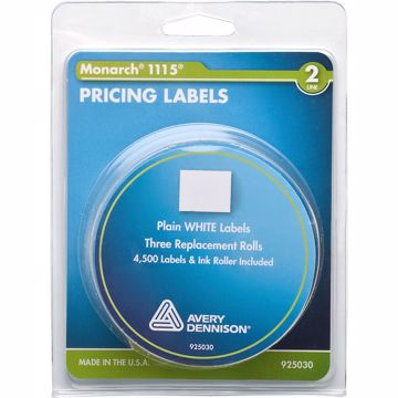 Monarch Model 1115Alpha Pricemarker Labels