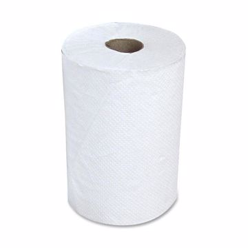 Stefco Hardwound White Paper Towels