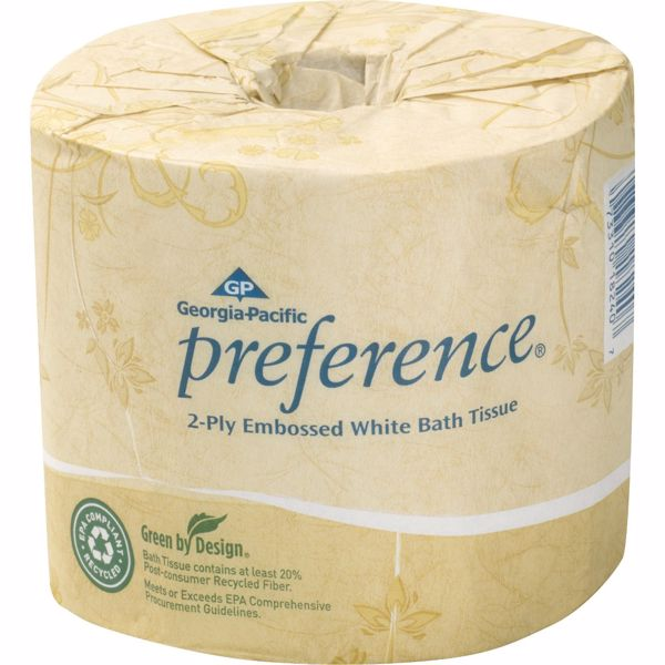 Triplenet Pricing Georgia Pacific Preference Embossed