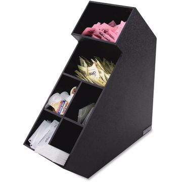 Vertiflex 6-Compartment Vertical Organizer