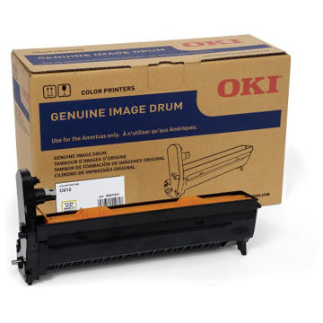 Oki 30K Yellow Image Drum for C612