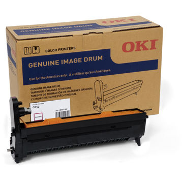 Oki 30K Magenta Image Drum for C612