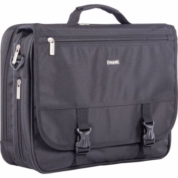 bugatti Carrying Case (Backpack) for 15.6 Notebook, Accessories, Document - Black