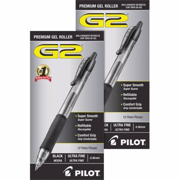 G2 Ultra Fine Retractable Pens