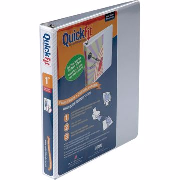 Stride Quick Fit D-Ring View Binders