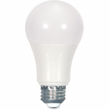 Satco 10W Dimmable A19 Bulb